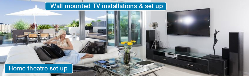 Home Theatre Installations Perth